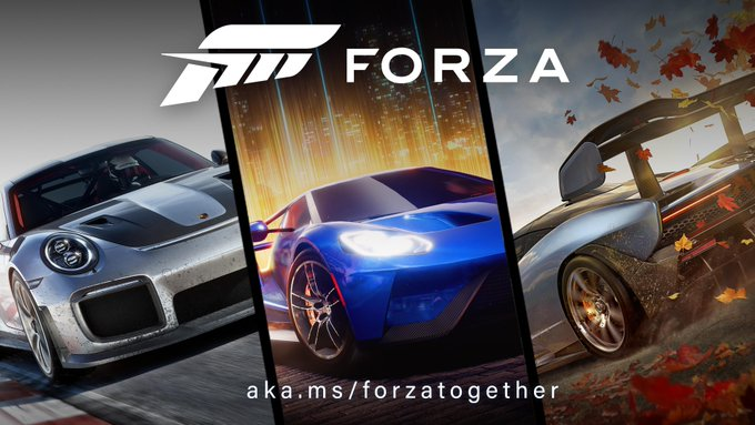 Forza Together – Racing for charity