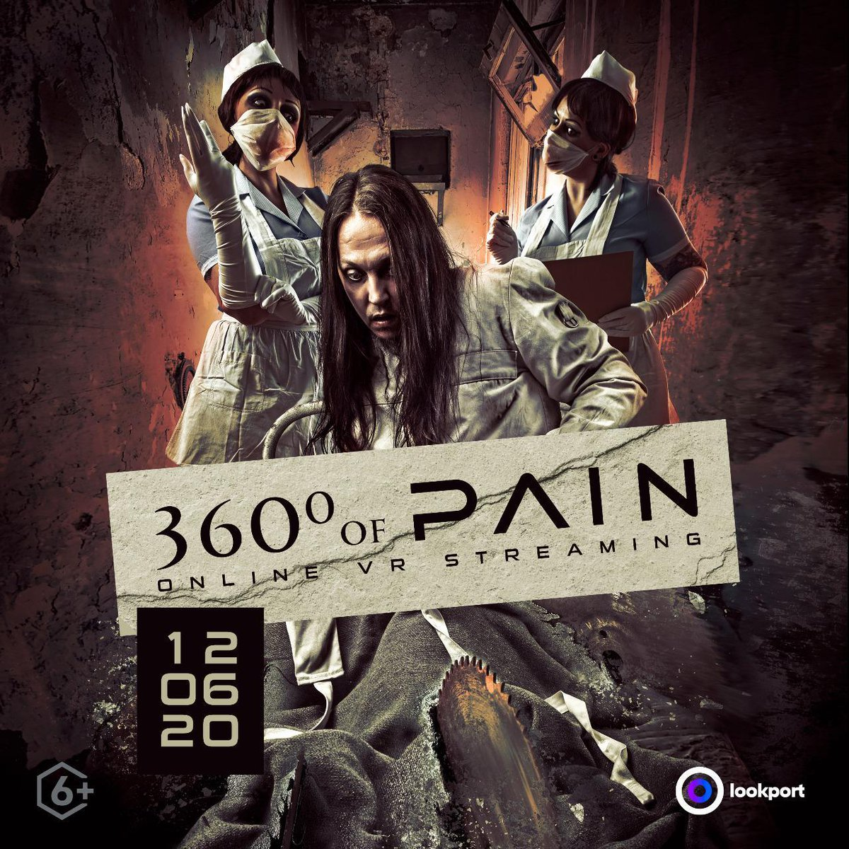 Tune in this Friday, June 12th at 10am Pacific / 1pm Eastern / 7pm CEST for a free 360° VR #PAIN concert in the legendary Abyss Studio!  Watch at: https://t.co/CUm66ZEMny https://t.co/ljrOtUZ60v https://t.co/4Ueoy03EjM  #PainBand #PeterTagtgren #PeterTägtgren #IndustrialMetal https://t.co/1yjIxDIQQT