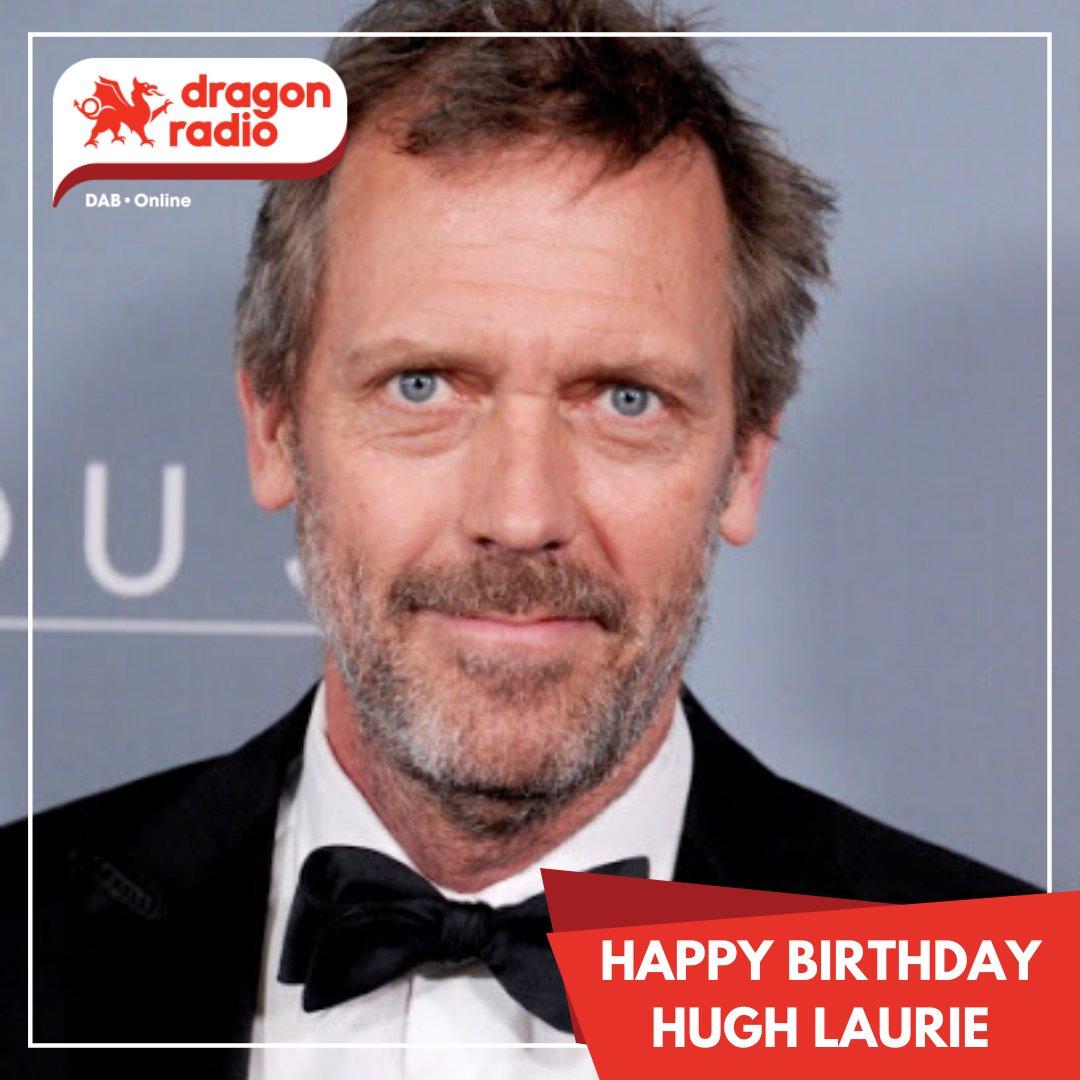 Wishing Hugh Laurie a happy 61st birthday!