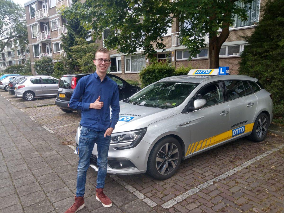 test Twitter Media - Ethan van der Giessen van harte gefeliciteerd met het behalen van je rijbewijs! 🎉 https://t.co/WxGYWzIGK7
