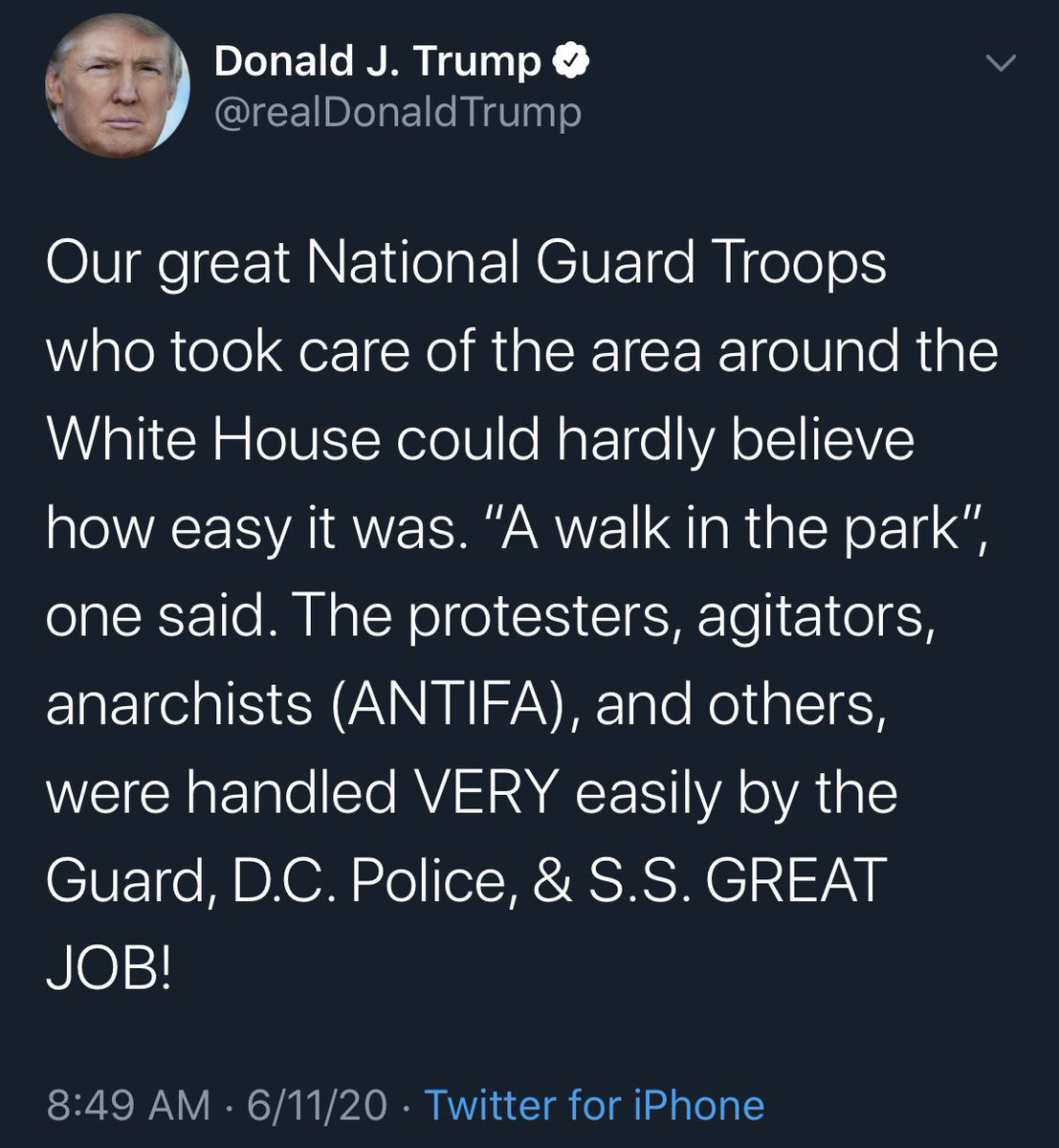 The fact that the President would refer to the United States Secret Service as the S.S. is beyond disturbing.
