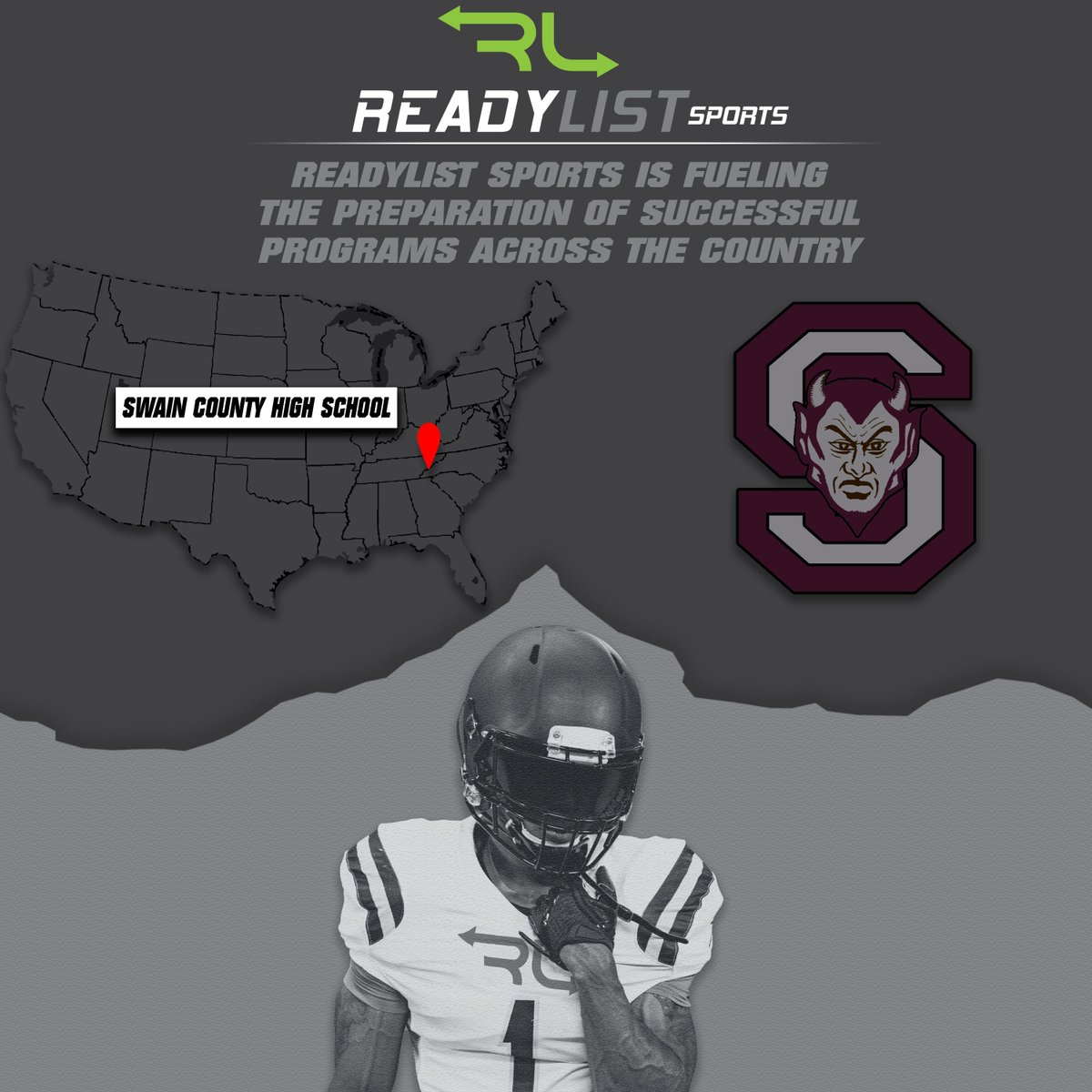 Swain County High School out of North Carolina will have a distinct advantage for the 2020 season. Using our playbook tool and learning platform will be huge for the Maroon Devils. @SwainFootball #Getinyourplaybook #Football https://t.co/NXY6V02UJh