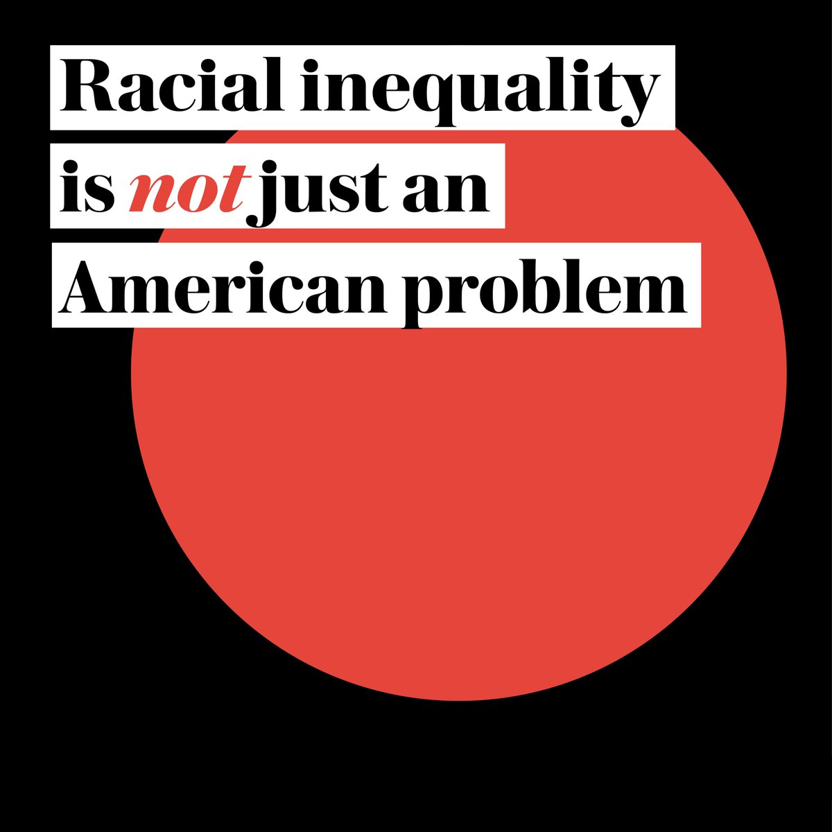 Britains own problem with racial inequality *a thread* While the shocking scenes of police brutality in the United States arent often mirrored here, a less overt undercurrent of inequality flows through society. telegraph.co.uk/news/2020/06/0… #BlackLivesMatter #BlackLivesMatterUK