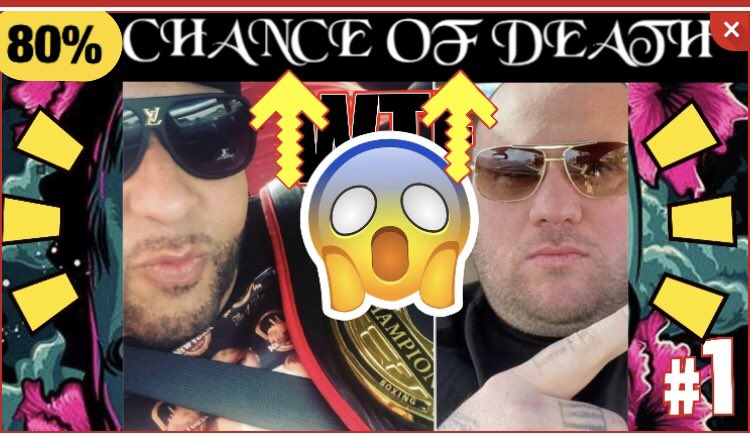 "🔴LIVE: ""This HW Champ Has 20% Chance Of Living ""   Staring Hazel Roche & SLAP F... https://t.co/OrnQacnmqA via @YouTube #MMA #MMATwitter #UFC #Boxing #ESPN #TeamMMa4Life #MMAFam #PureEVilMMA https://t.co/uvuxjXTcZH"
