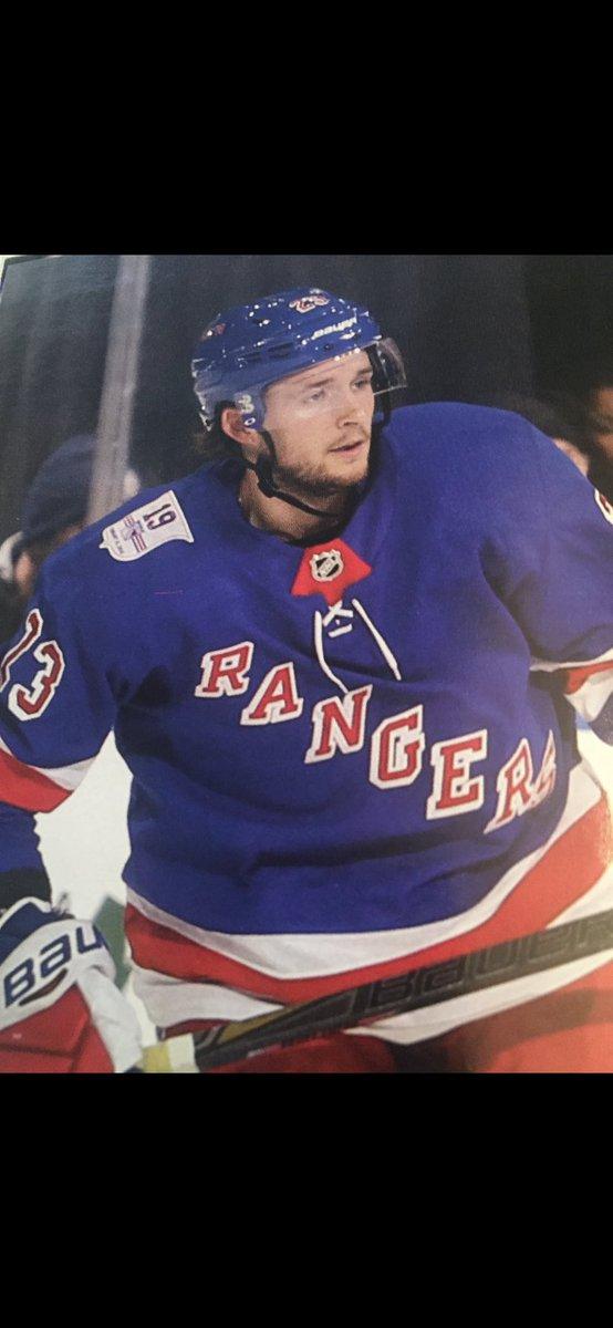 #67 One of Gorton's better trades had this guy packing his bags. #nyrangersfan #nyr #rangers #hockey #nhl https://t.co/B8F35g9v8o