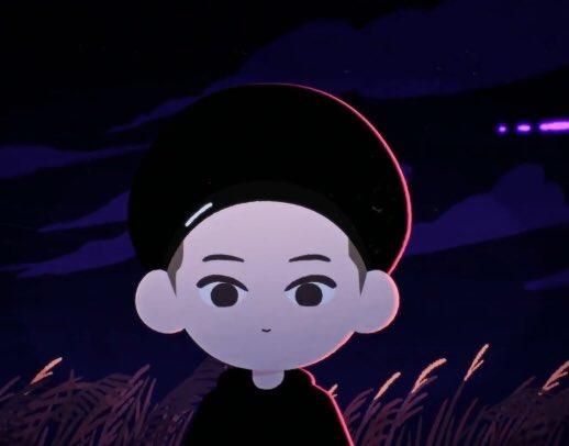 Está pensando que para aniversario podríamos usar de icon las fotos de las animaciones que usaron en el mv @BTS_twt