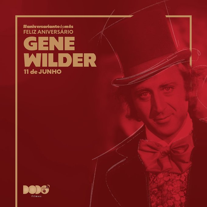 Happy Birthday Gene Wilder