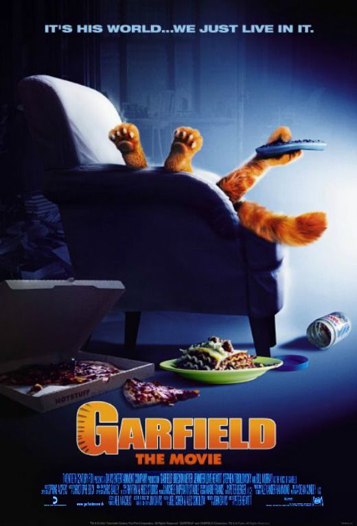 Garfieldeats On Twitter 20th Century Fox Is Gifting The Entire Merchandise In Thousands From The Garfield Movie Released In 2004 To Garfieldeats They Told Nathenmazri He Deserves Them Garfieldeats Is The
