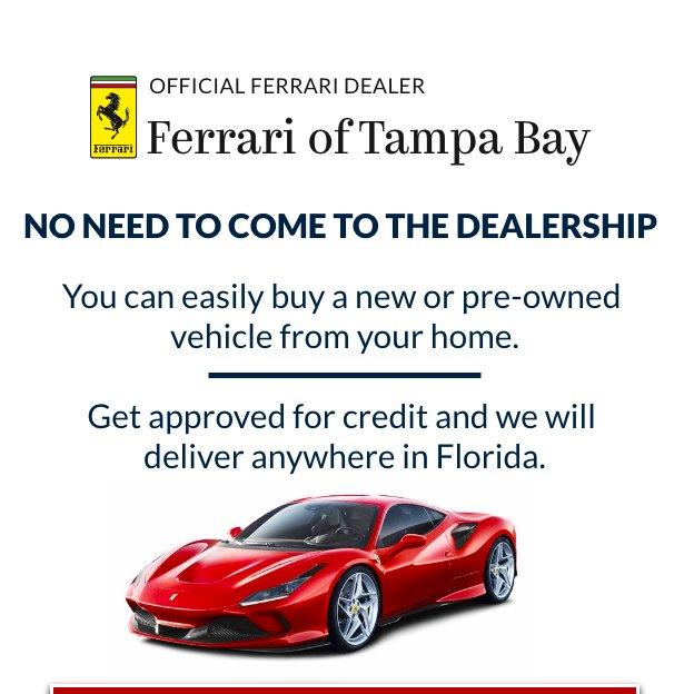Ferrari Of Tampa Bay Ferraritampa Twitter