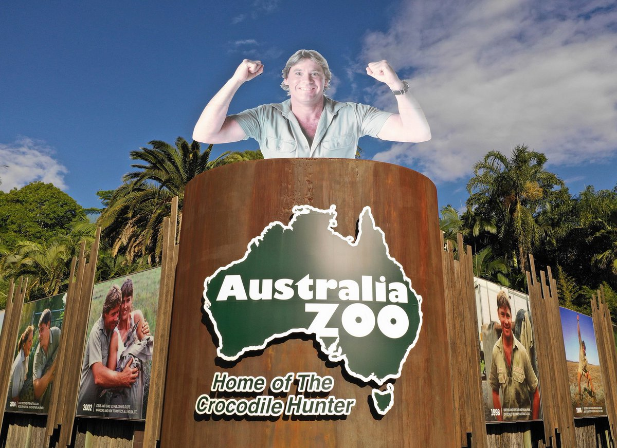 Australia Zoo On Twitter Crikey We Re Reopening We Can T Wait To See You At Australiazoo Today