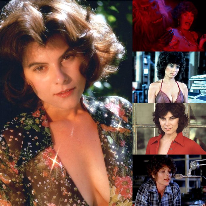 Happy birthday to American actress, singer and author Adrienne Barbeau, born June 11, 1945.