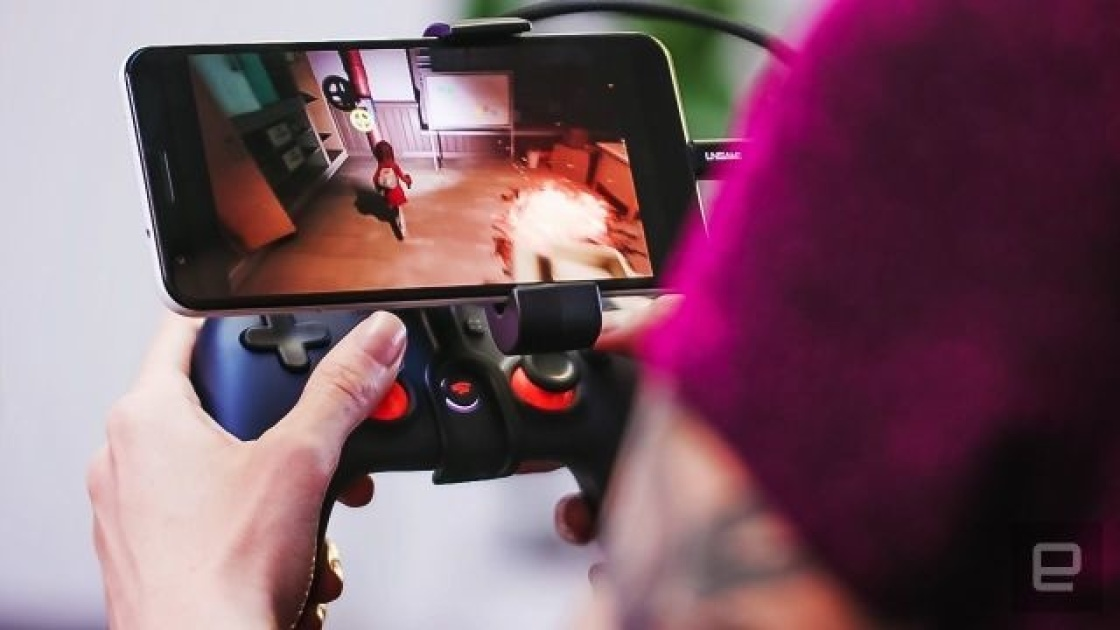Google 'experiments' with Stadia access on more Android phones