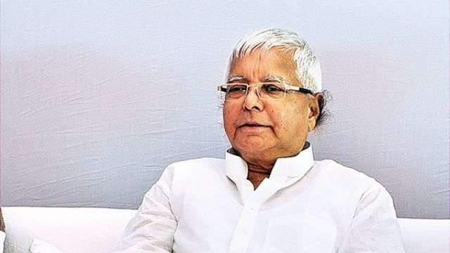 Happy birthday to ancient rail minister shri lalu prasad yadav.......