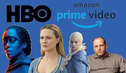 A Amazon fechou uma parceria com HBO. Séries como Watchmen, Westworld, Games Of Thrones, The Wire e Sopranos, estão disponíveis na plataforma. Segue na Thread: #westworld #Westworldhbo #hbo #amazon #primevideo #gameofthrones #got #chernobyl #Watchmen #Watchmenhbo