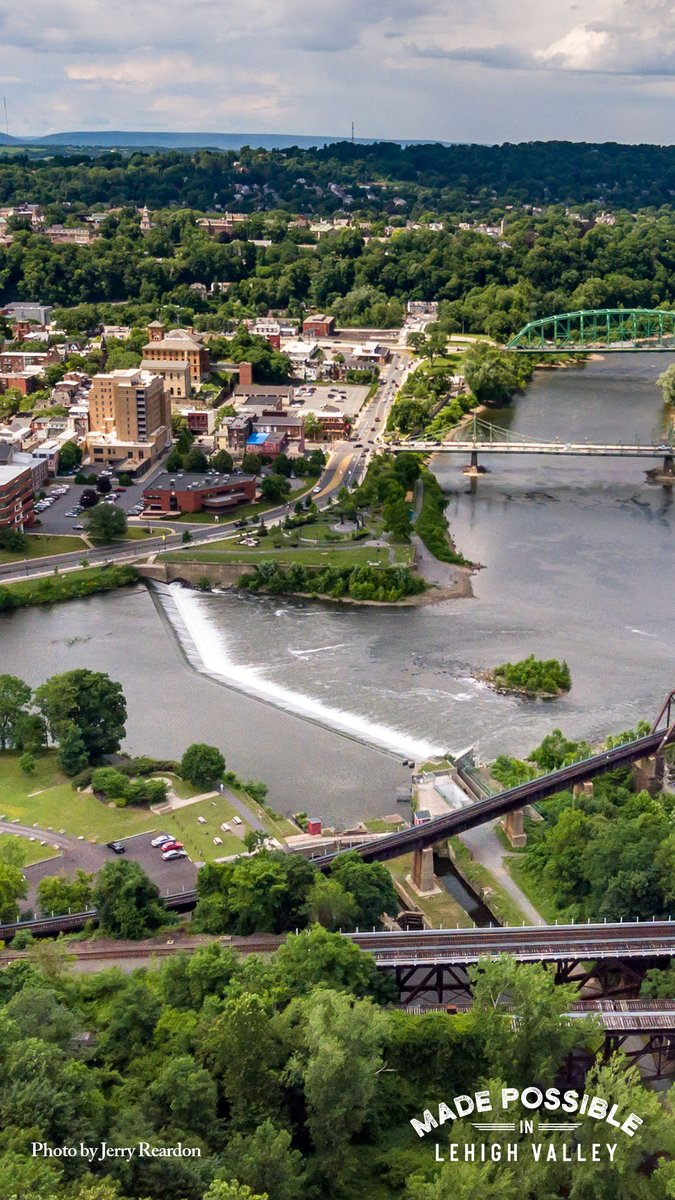 Save these #LehighValley pics for a new look! #WallpaperWednesday #LVMadePossible