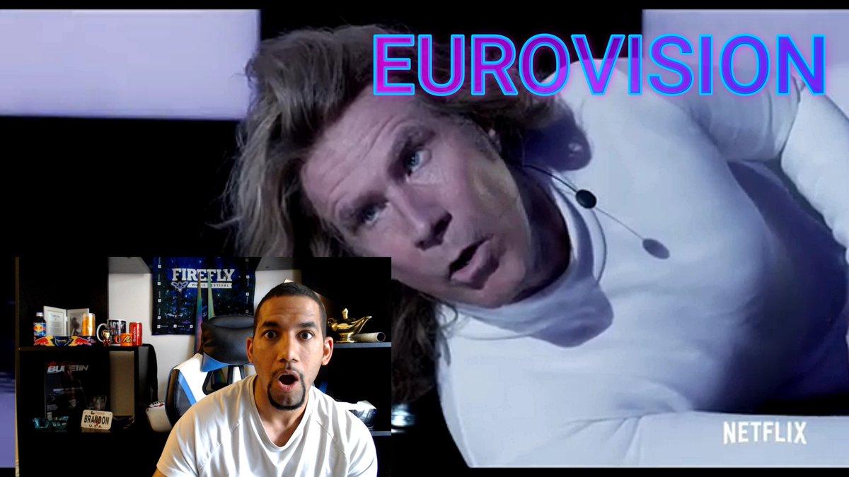 Eurovison New Movie Trailer Reaction!! https://t.co/7ybTHy4339 #eurovision #Eurovision2020  #EurovisionSongContest  #willferrell #rachelmcAdams #officialtrailer  #eurovisionrtve https://t.co/3KauvqcxTO