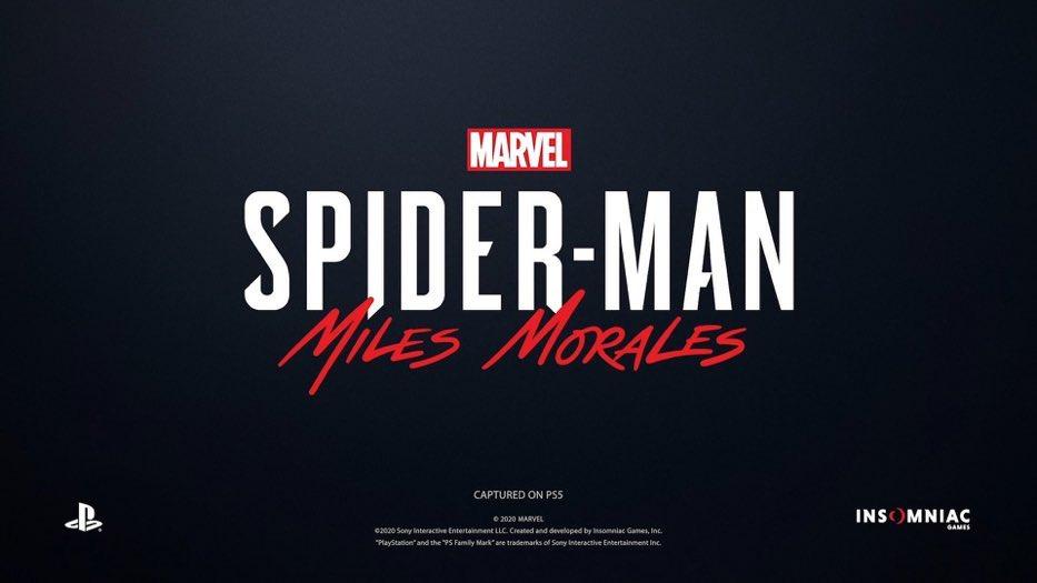 🔥 #SpiderMan: Miles Morales #PS5