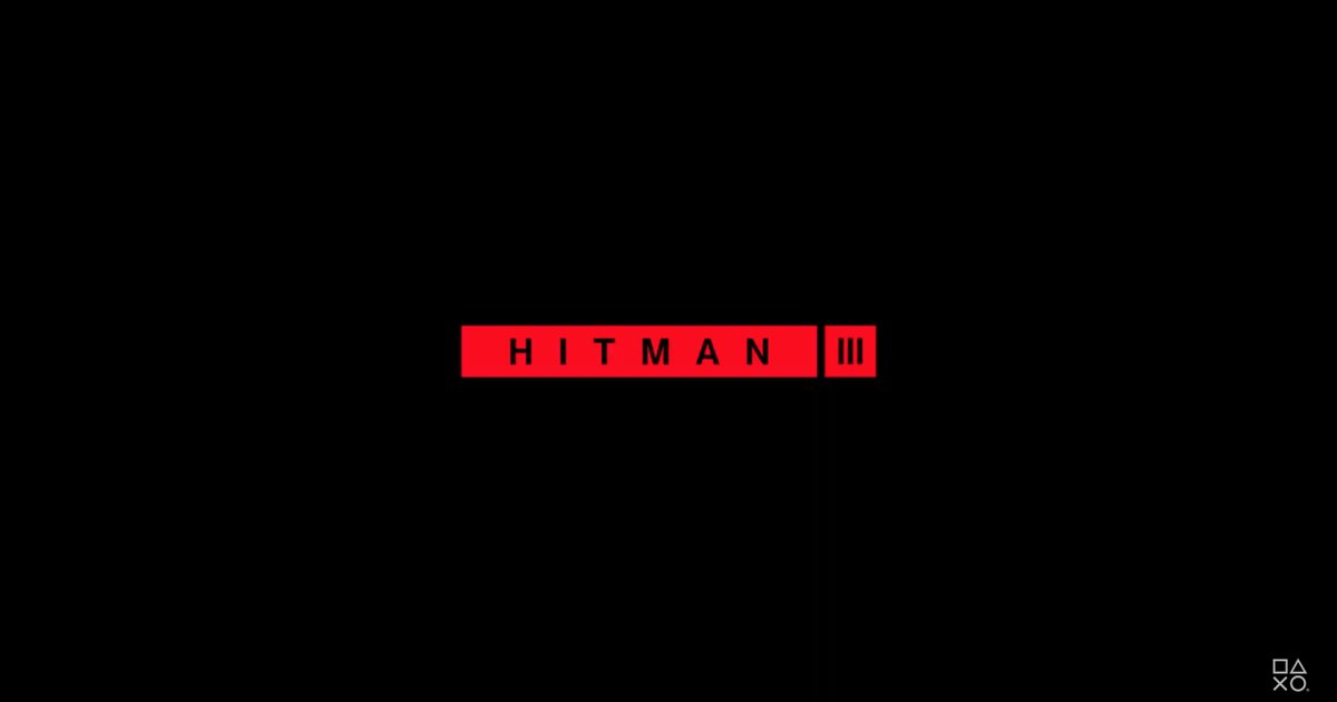 Ps5 News Playstation 5 On Twitter Hitman 3 Is Coming To The