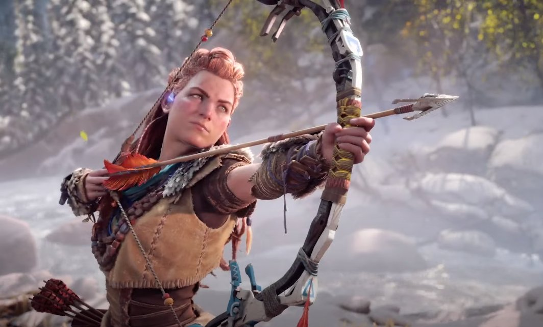 Horizon Zero Dawn 2! Now THIS is what I'm looking for from the next gen of gaming! #PS5 https://t.co/RTSax4ynG4