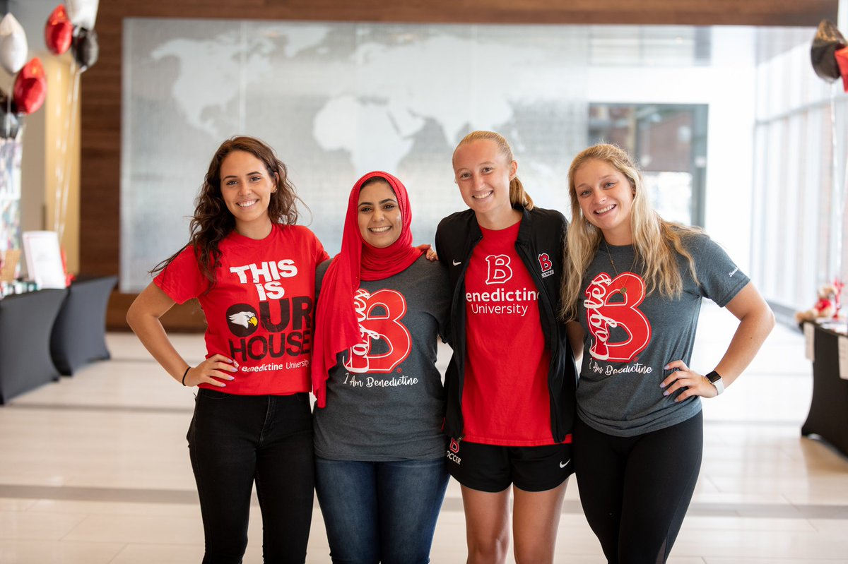 Our first virtual Summer Visit Day is coming up this Monday, June 15 at noon! Join us to learn more about BenU and get answers to all of your questions about financial aid, student life, our academic programs and more. RSVP at https://t.co/WWyhEMQFNo. #BUnited https://t.co/p4KOsoFfZt