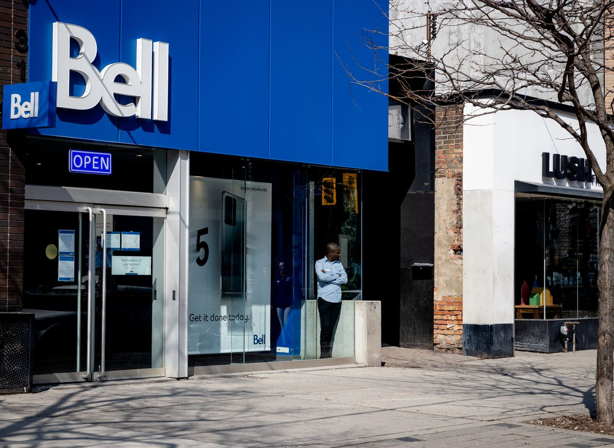 Bell launches 5G service in Toronto, Montreal, Vancouver, Calgary and Edmonton