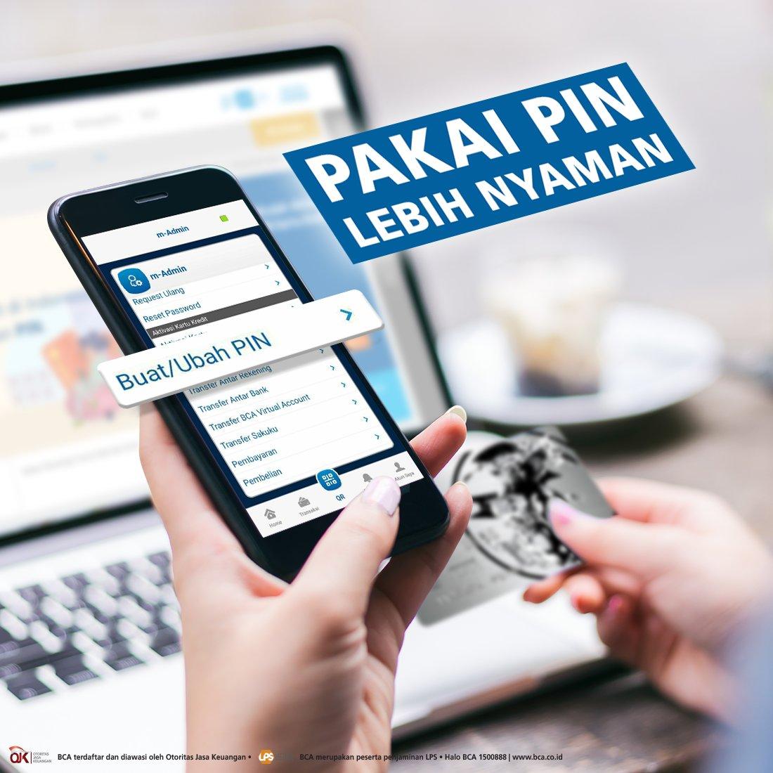 Sudah aktifkan PIN kartu kredit? Per tanggal 1 Juli 2020, Bank Indonesia mewajibkan penggunaan PIN untuk setiap transaksi kartu kredit. Dengan menggunakan PIN transaksi Anda juga akan lebih mudah dan nyaman. Cara lebih lengkapnya https://t.co/dtb04ZK649 https://t.co/7EdYOC3W3I