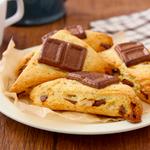 オーブンがある人は是非お試しを!簡単に作れる「サクふわチョコスコーン」のレシピ!