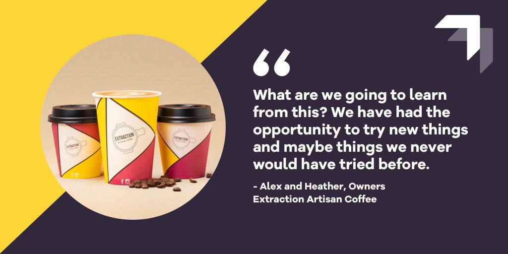 Wing On Twitter Meet Logan S Award Winning Local Coffee Heroes Extraction Artisan Coffee