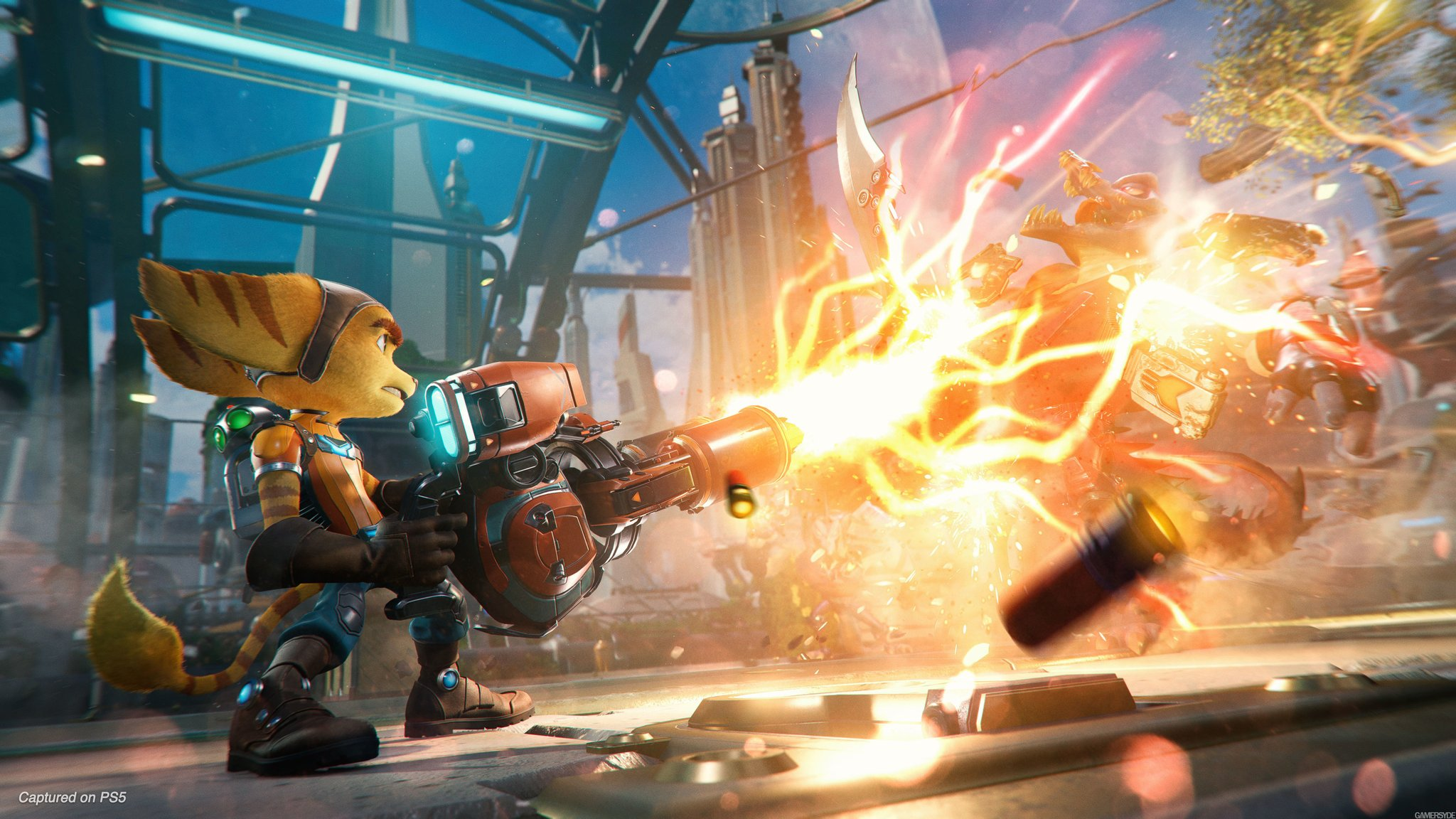Ratchet Clank Rift Apart Announced Playstation 5 News At New