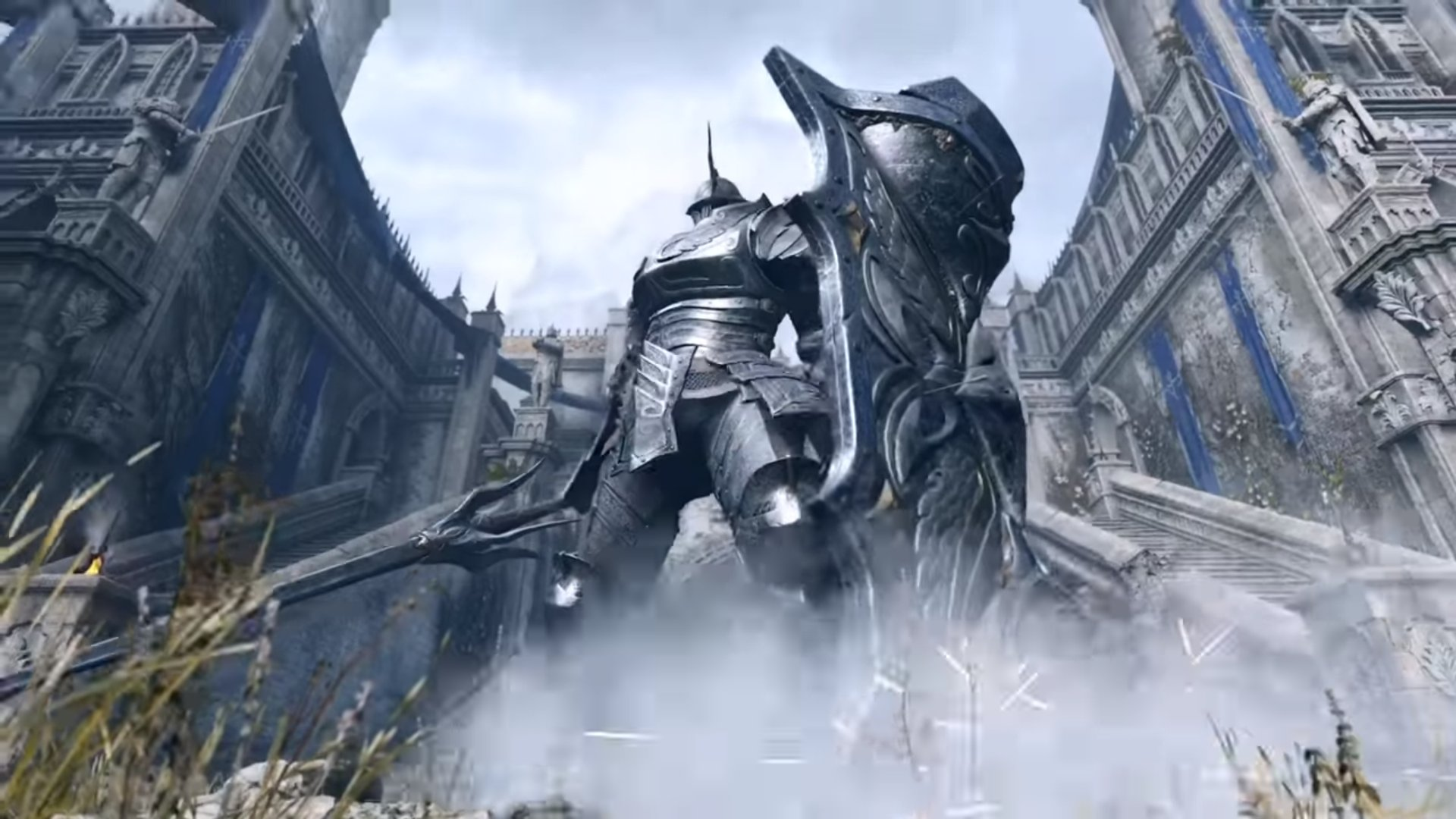 Young Kemosobe On Twitter Demon S Souls Remake Comparison Tower Knight Yes I Am Hyped
