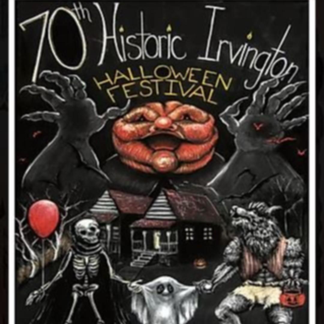 Halloween Irvingron Poster 2020 Irvington Halloween (@IRVHalloween) | Twitter