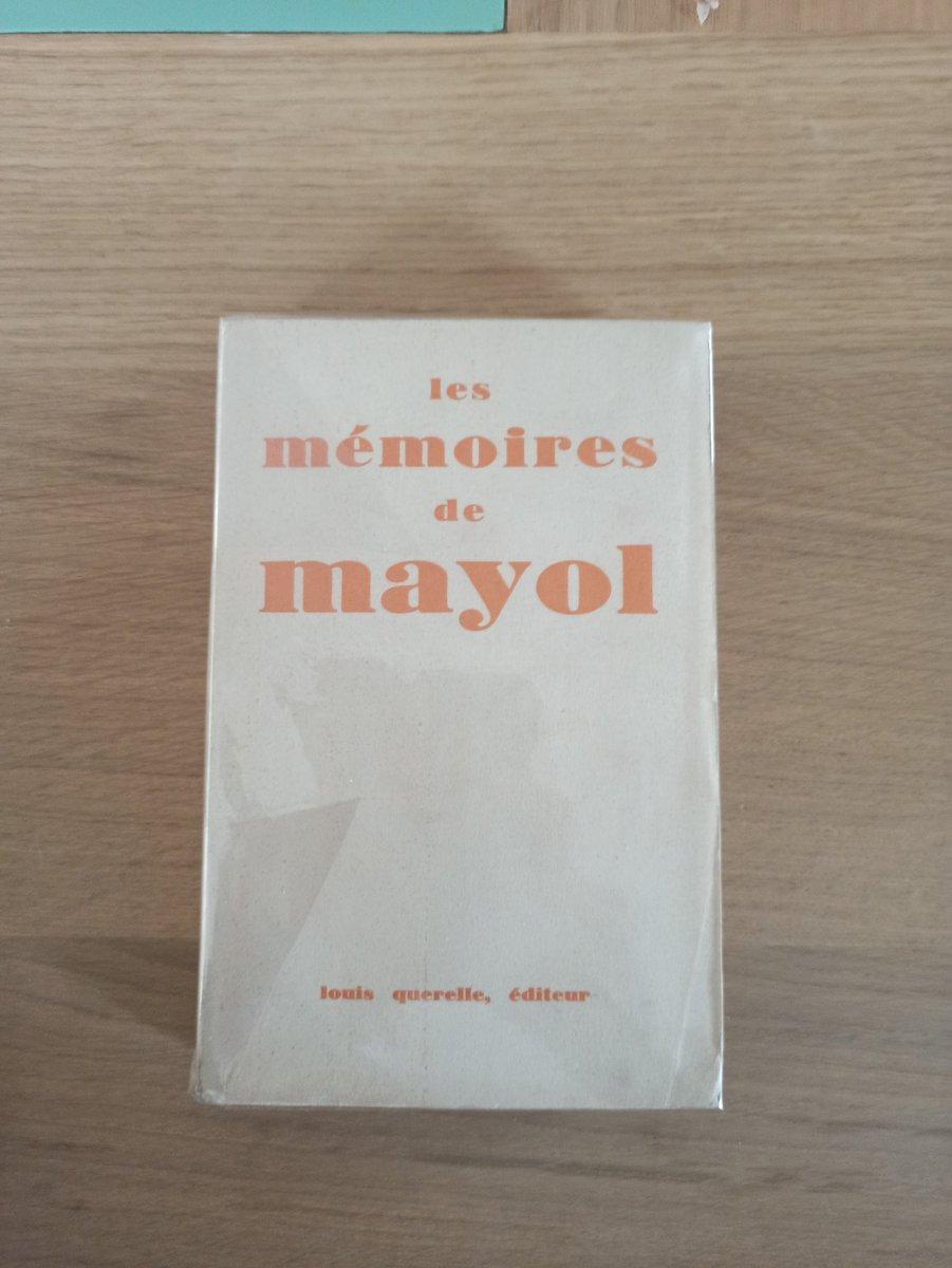 Nouveau dans ma collection. 🥰 #FelixMayol #1erMai https://t.co/pu5i6QYKZF