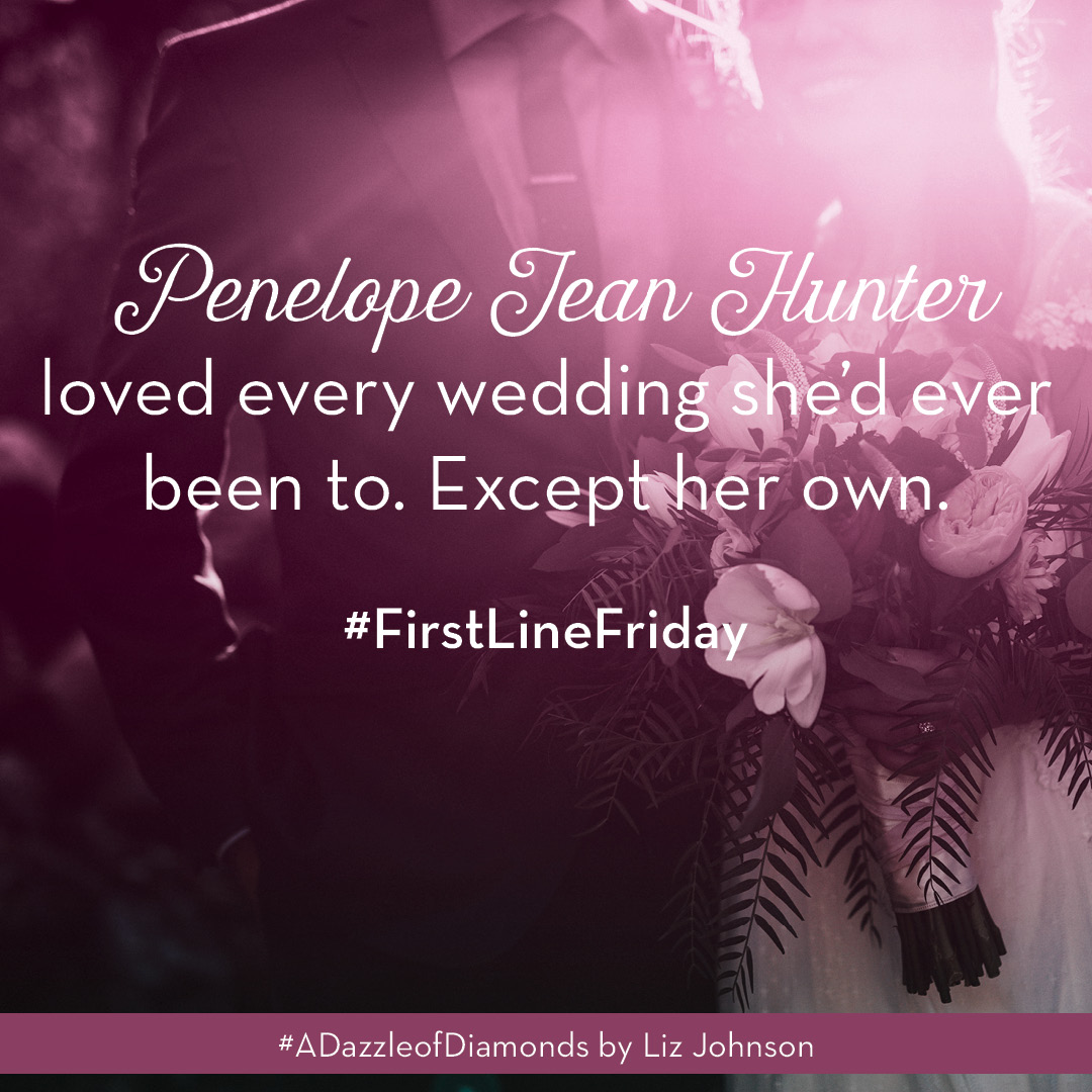 test Twitter Media - A DAZZLE OF DIAMONDS releases Tuesday, August 4th! #FirstLineFriday https://t.co/OnwIPnFvnD