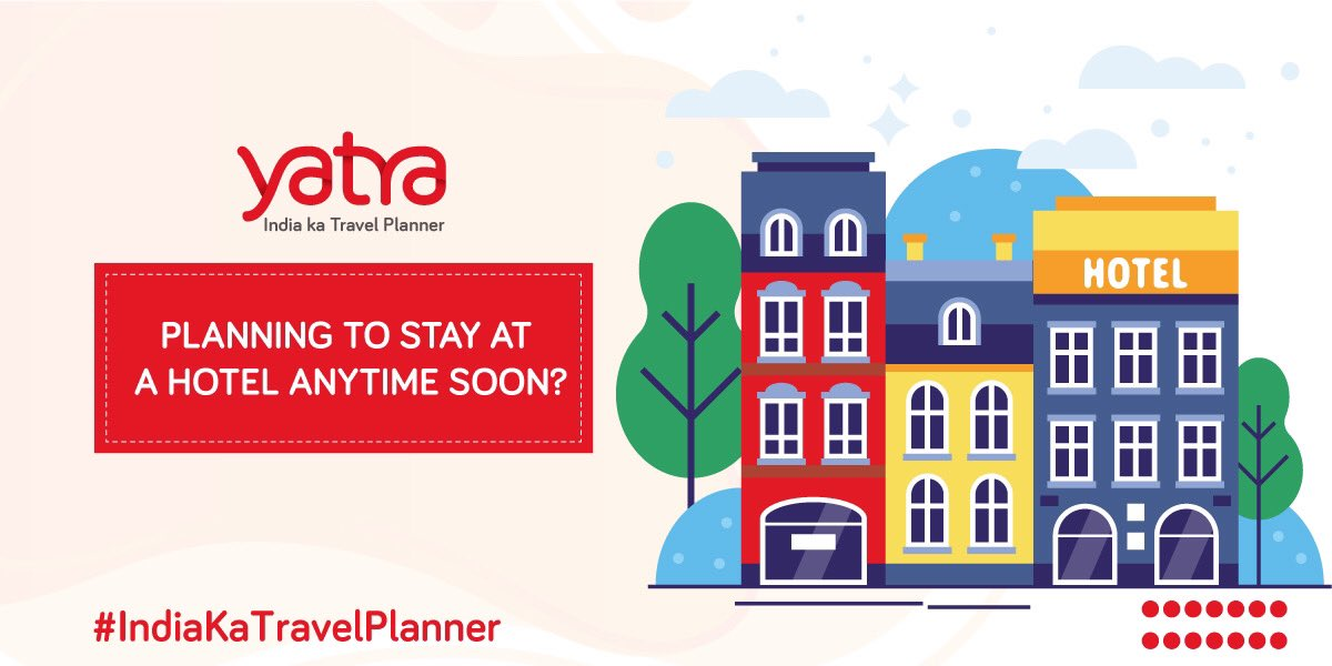 Great News! Hotels have reopened. Follow these simple steps to ensure a safe stay.  #IndiaKaTravelPlanner #SafeTravel https://t.co/Hui1vrMlnH