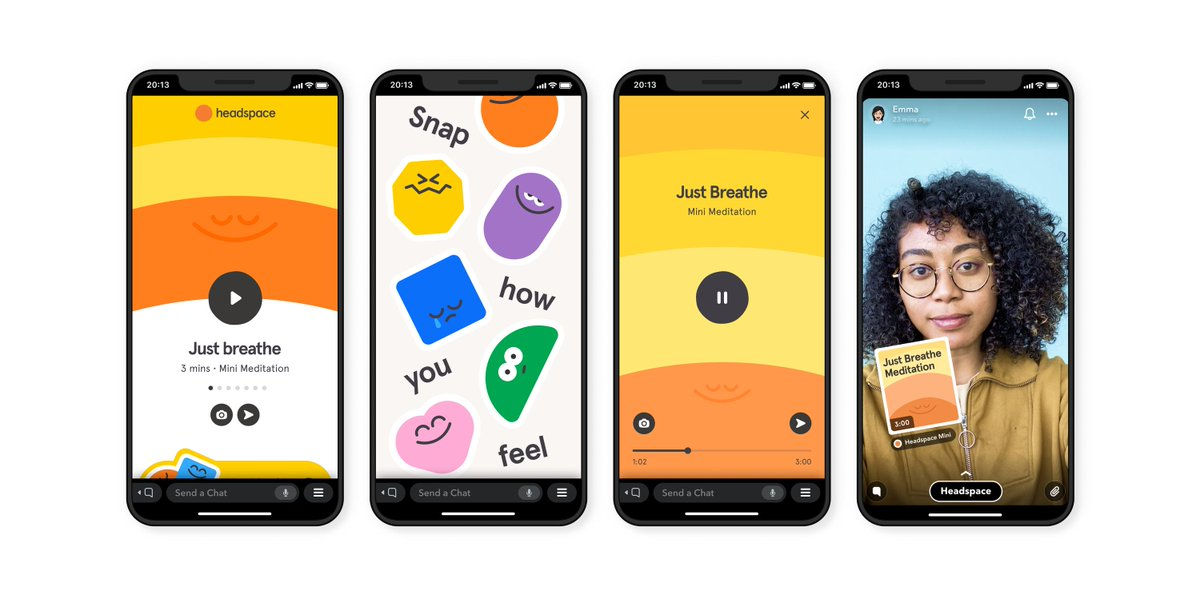Snap announces Minis to bring other apps into Snapchat