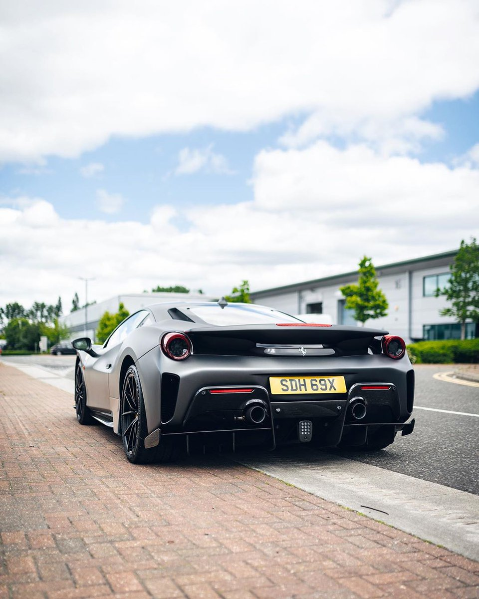 Gman Car Reviews On Twitter Good Morning Petrolheads Featuring The Ferrari 488 Pista In Satin Grey Photos Via Ig Tfjj Gcr
