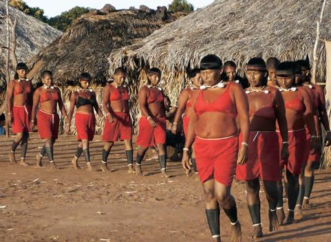 📻🎙️Koroabirusak ez du berdin kolpatu leku guztietan. #luretamurmur-etik #Brasil-go herri indigenen errealitatera hurbildu gara Xavante herriko Roo´Tsitsina kidearen eskutik.  Elkarrizketa (gazteleraz) esteka honetan entzungai 👇  https://t.co/JccIGN72WK https://t.co/9lVI7bk5ao