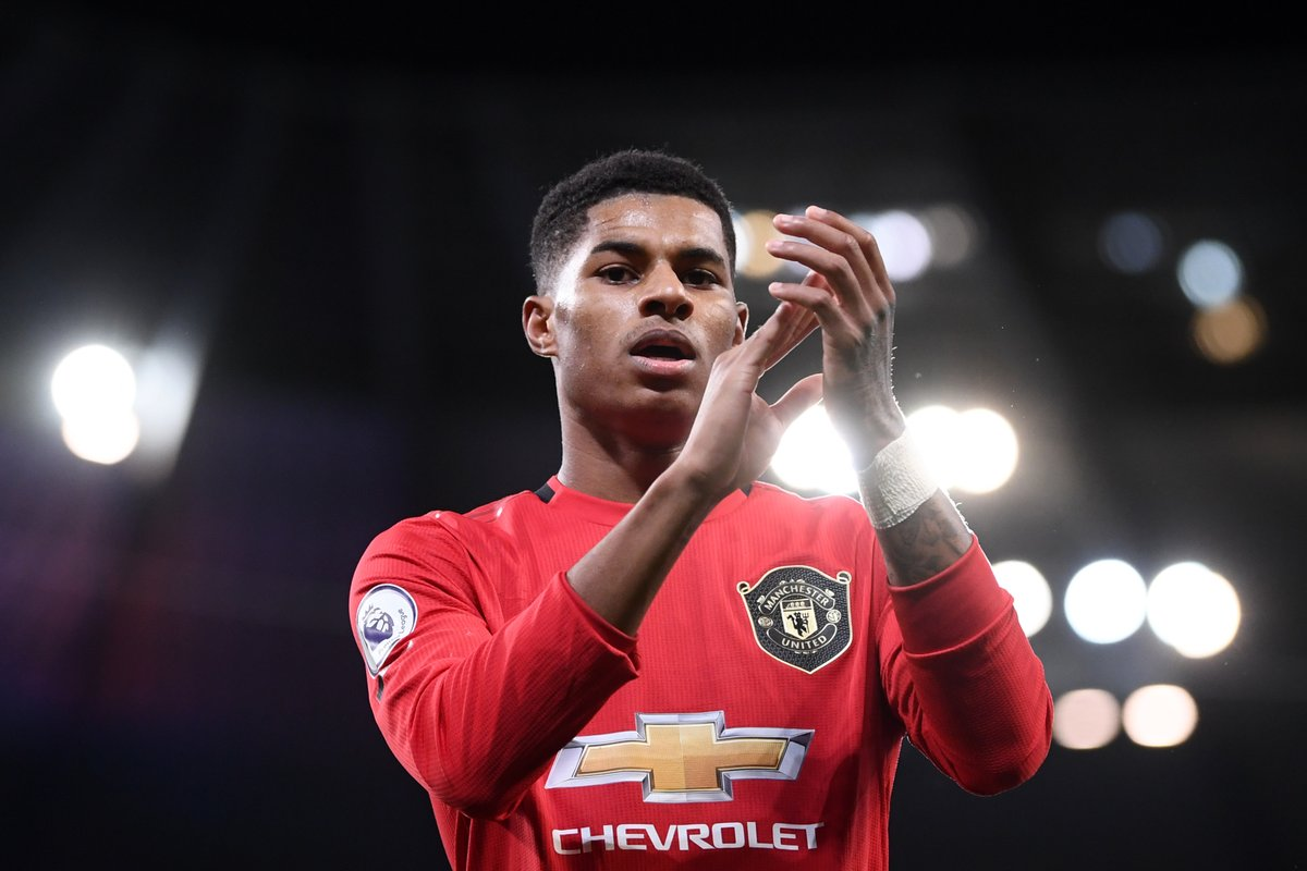💫 @MarcusRashford during lockdown: 👏 His charity raised £20m helping feed 400,000 children. 🤝 Launched a campaign to help the homeless. 🙌 Learned sign language to judge a poetry event in a deaf school. 🍴 Supplied 3m meals to vulnerable children in the UK. 🙏 Incredible.