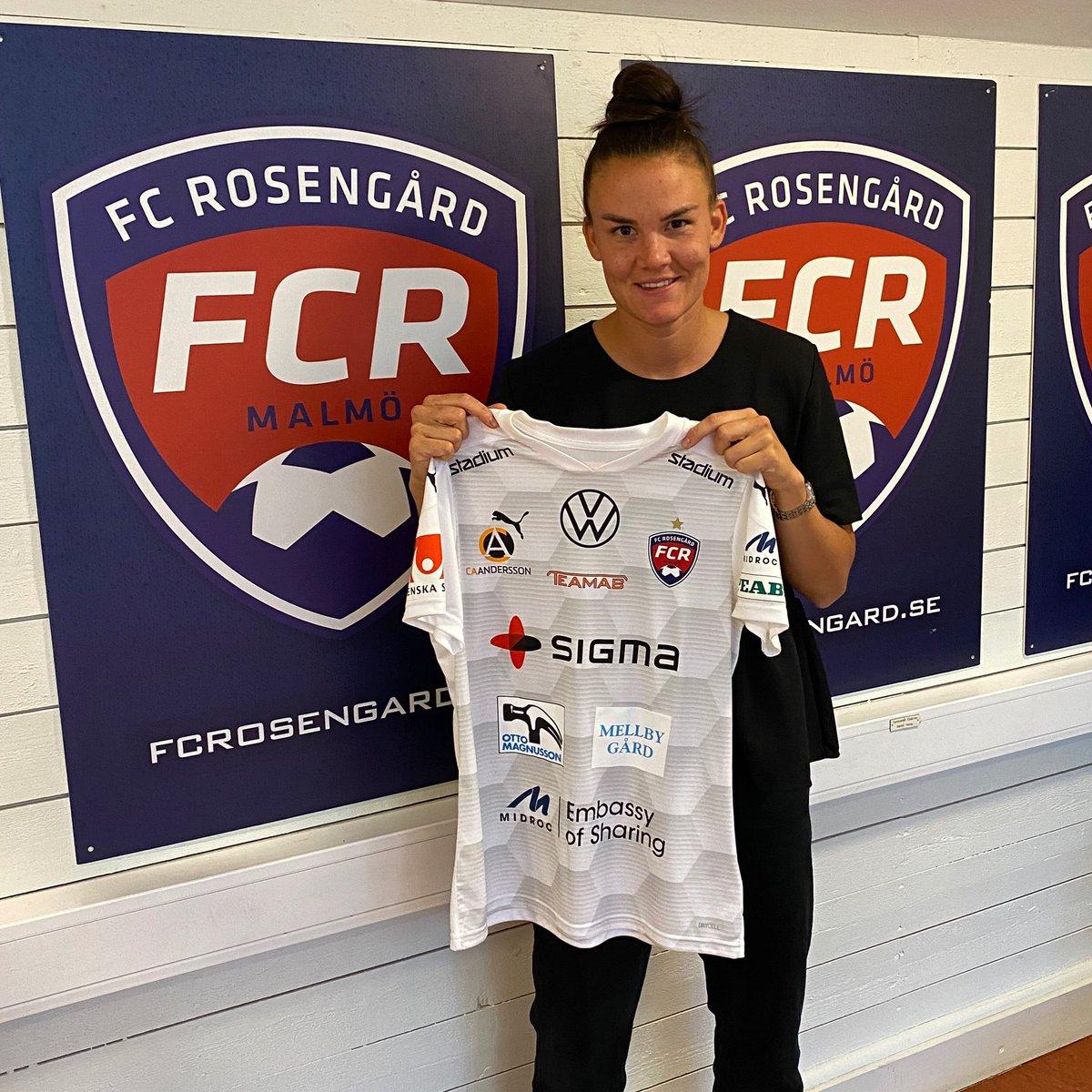 Katrine VEJE is back! 💥✨ 🔴🔵 #viärFCR