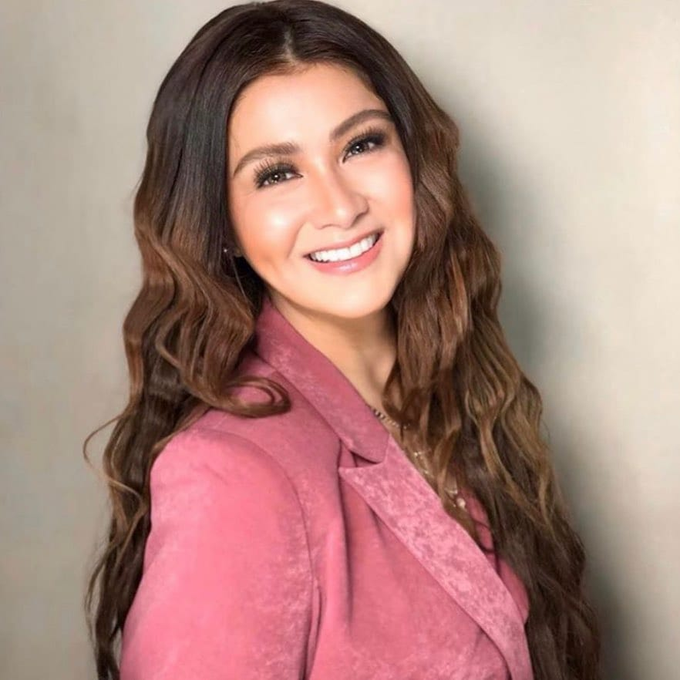 Happy Birthday to star, Ms. CARLA ABELLANA! May all your wishes come true.