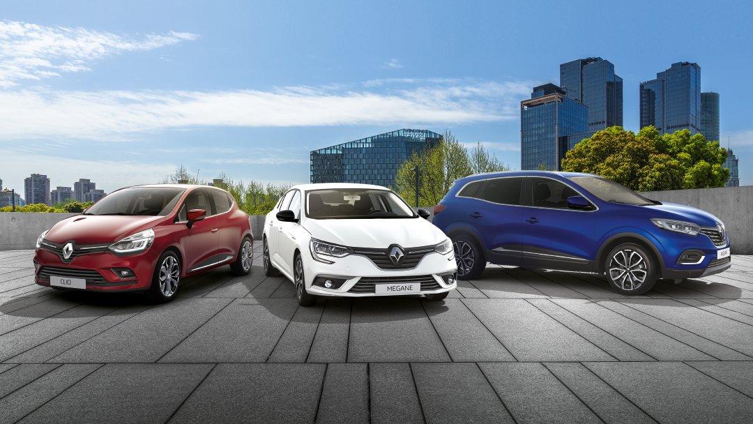 Uživaj u svom novom Renaultu uz do 500 € letnjeg bonusa + do 500 € bonusa staro za novo + do 500 € bonusa za vozila sa lagera + 2 PLAĆENE RATE. Istraži Renault relaksiranu ponudu 👉 https://t.co/0450IUTBsL https://t.co/Z3IRjTyS4q