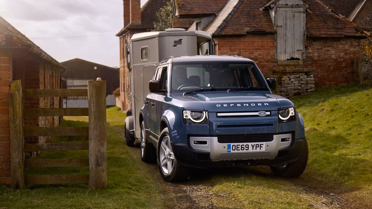 BORN TO BE WILD...  The New Land Rover #Defender is a truly capable vehicle  Learn More Today ▶️ https://t.co/Gh2iP4ZYoT  #landrover #defender #lloydmotorgroup #scottishborder #countryside #lifestyle https://t.co/0BkQTrfIue