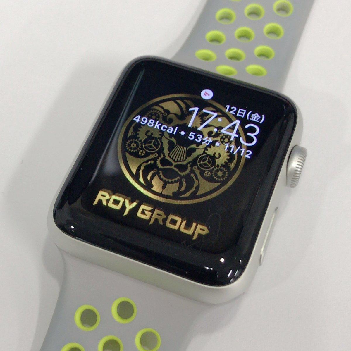 Sugwi Auf Twitter Goldなロイグループ壁紙 スマホ壁紙にもどうぞ スクショ見せてね 2つめはapple Watch用壁紙 オレのapple Watchが旧型なのでフチが気にならないように背景が黒verを作りました Apple Watch欲しくなった オレは持ってる Roy Group Corporate
