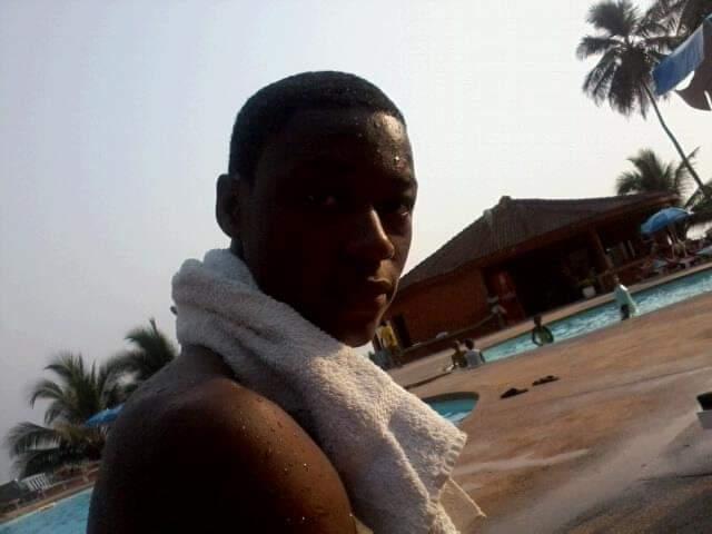 Happy Birthday Eyifua Michael Phelps