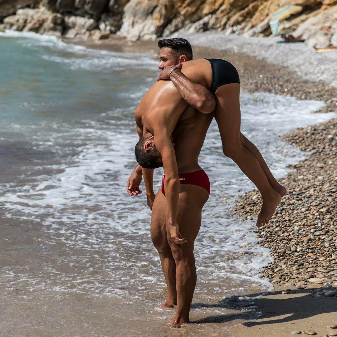 Best gay beach in the world
