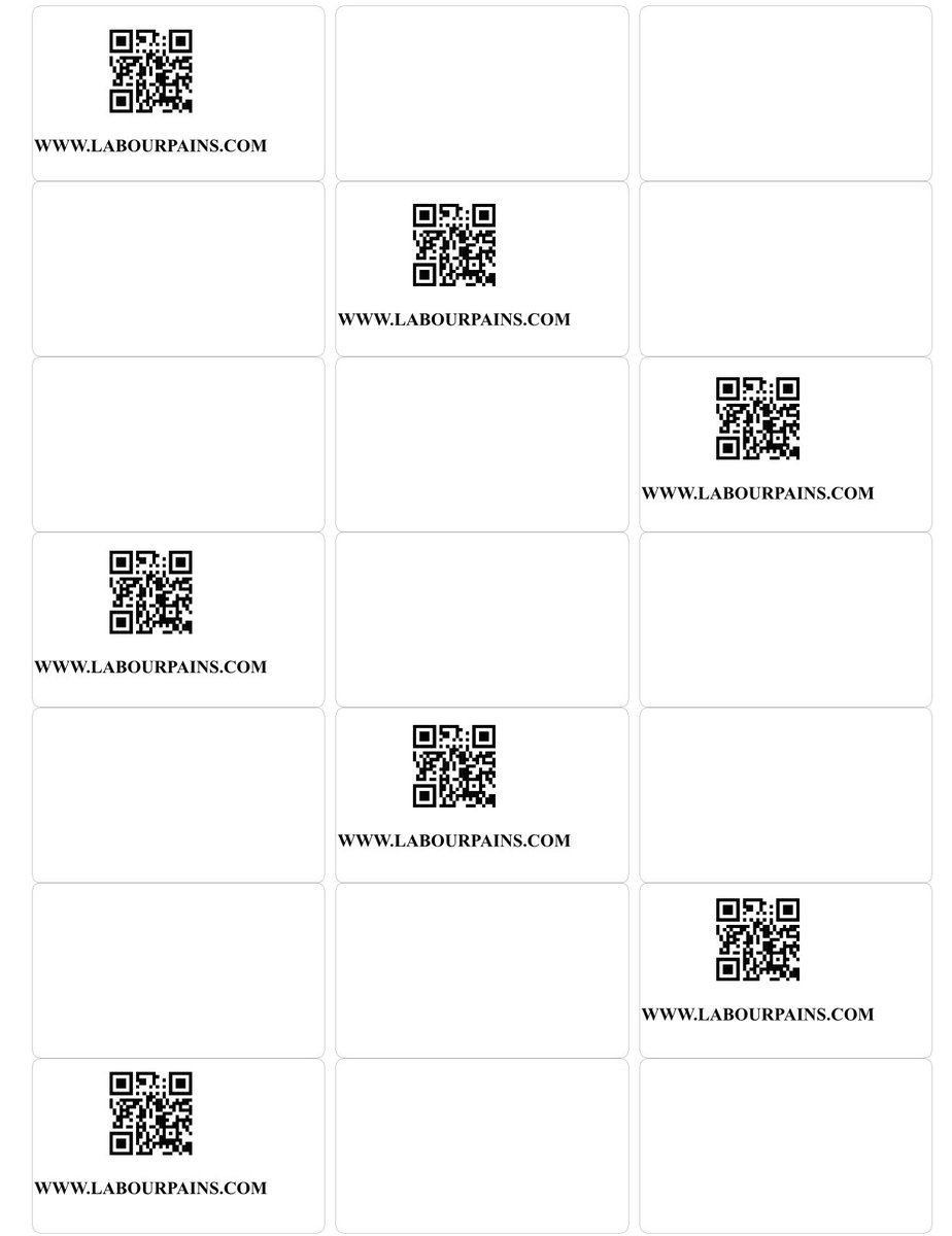 Looking for an easy way to direct women to free, reliable information about analgesia and anaesthesia choices for birth from @OAAinfo teams? Why not adapt electronic and paper notes with our QR code? Go to the link https://t.co/5bKprZdtC7 https://t.co/rTtTbrDA7V