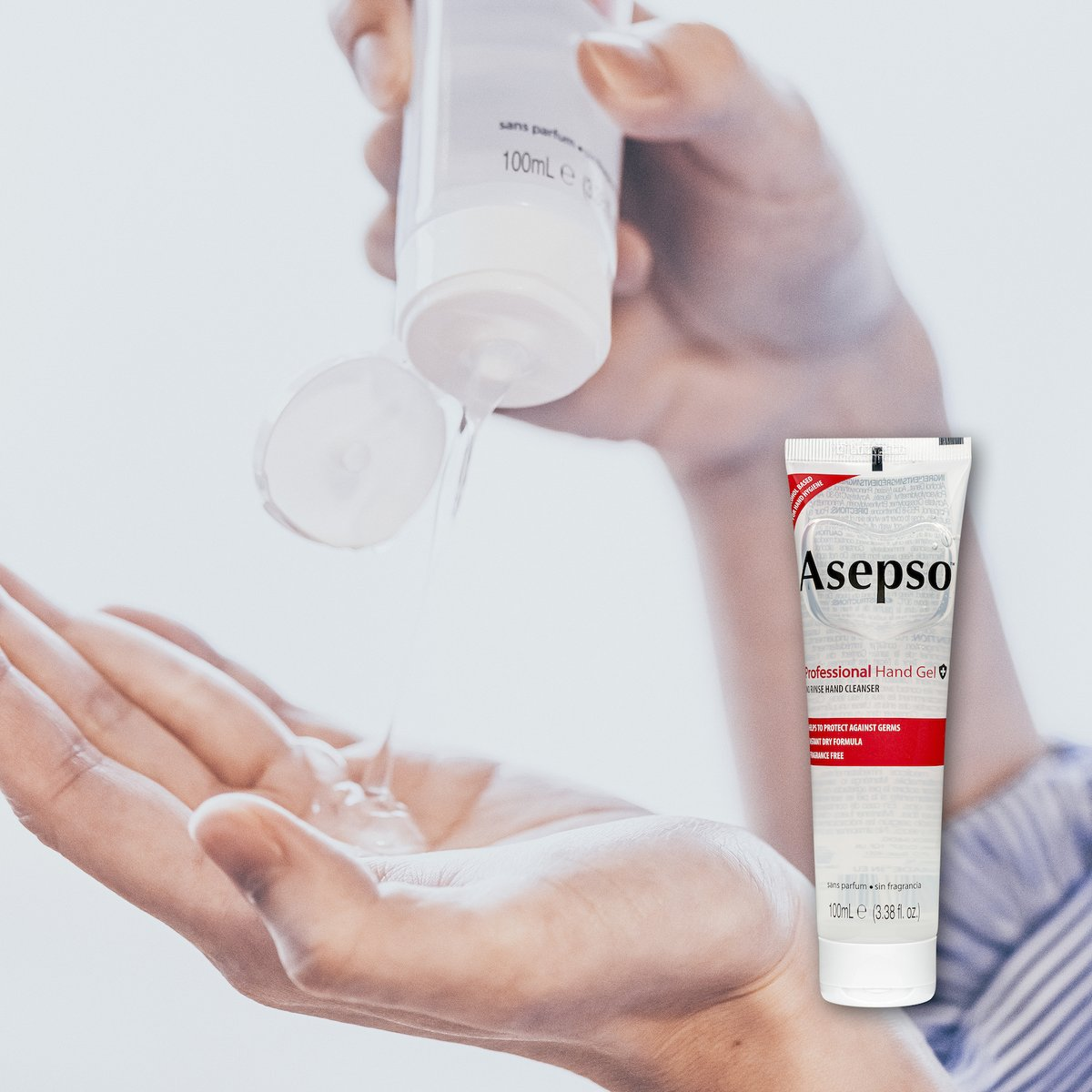 NEW Asepso Professional Hand gel #Asepso https://t.co/nRGYU8SFFZ