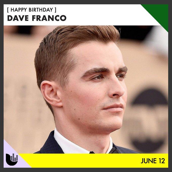 Happy birthday to actor Dave Franco!