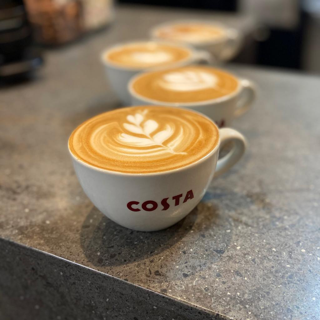 We're all missing not being able to enjoy our usual Flat White Friday in-store, so here's a coffee reminder to sit and relax; enjoy your Friday ❤ https://t.co/on40bI84uS