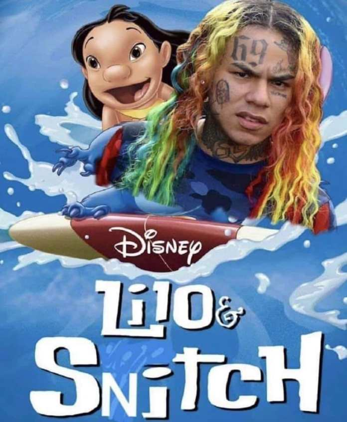 one day when im a super old head @6ix9ine is goin have movie about his life #2020 #comedyflick pic.twitter.com/Kgn14zgblo